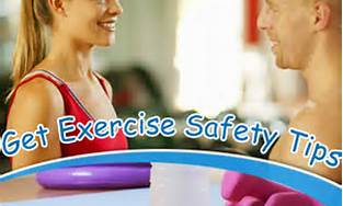 exercise safely