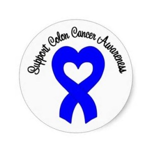support colon cancer awareness