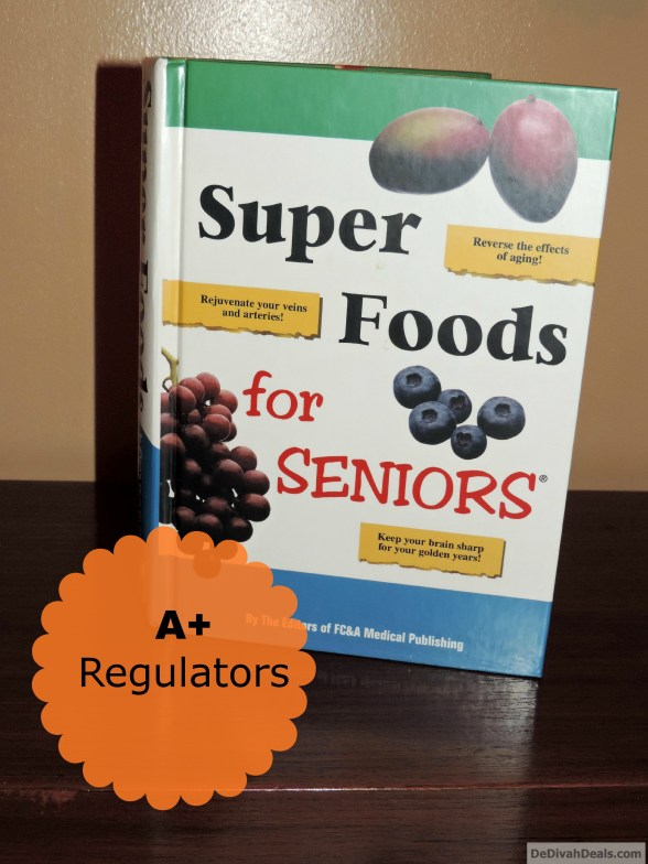 Super Foods A+ regulators