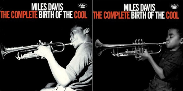 Miles Davis Album Recreation