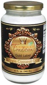 Tropical Traditions 32 oz jar