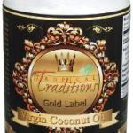 Tropical Traditions 32 oz jar