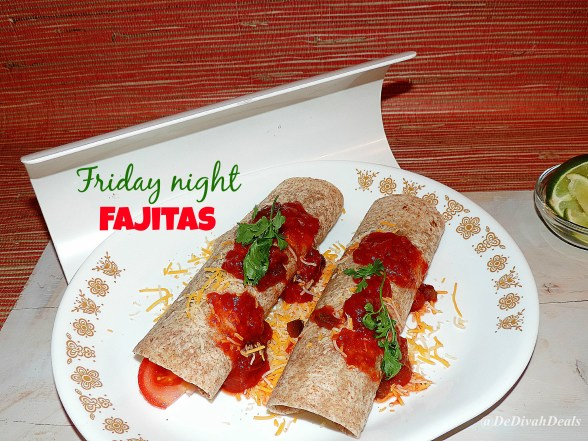 Friday Night Fajitas