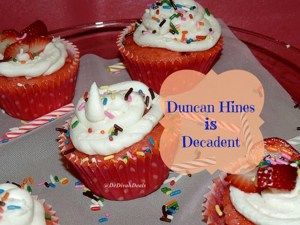 duncan hines is decadent