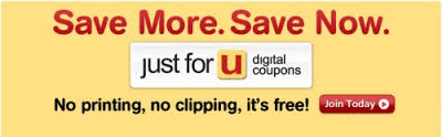 Safeway Just 4U rewards