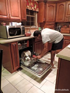 Malik's chore