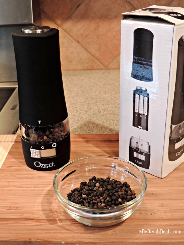 Savore Ozeri Pepper Grinder Review
