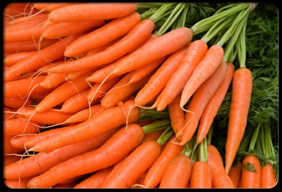 HEART HEALTHY CARROTS