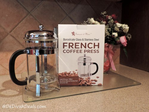 French Coffee Press 2