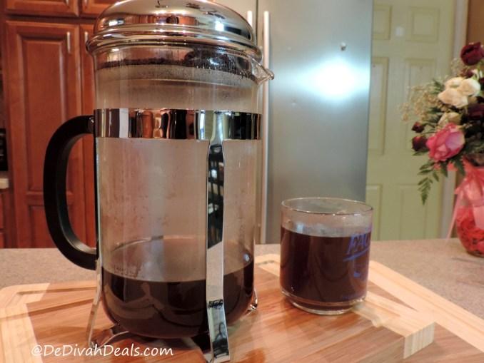 French Coffee Press 6