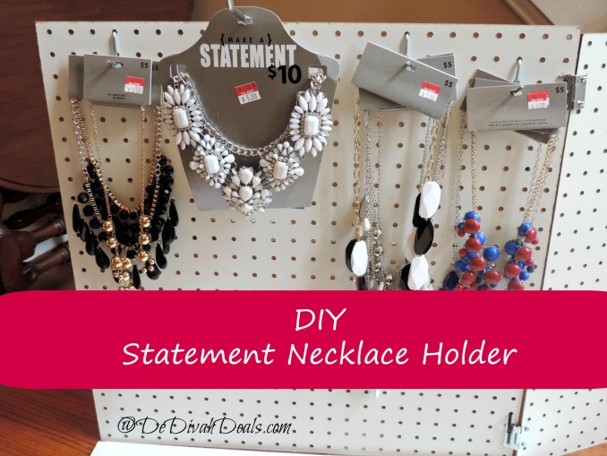 Statement Necklace DIY AVI
