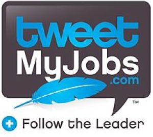 tweet my jobs logo