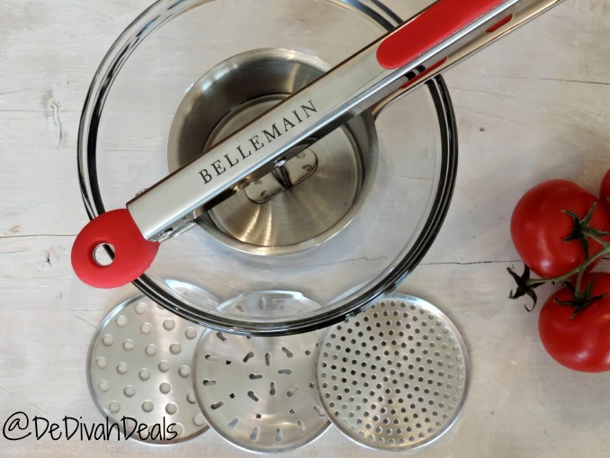 Stainless Steel Potato Ricer Review 009