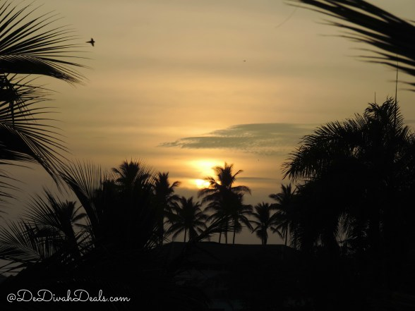 Sunrise in the DR