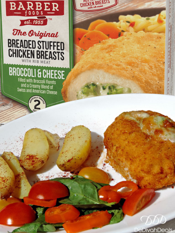 Barber Foods Frozen entrees