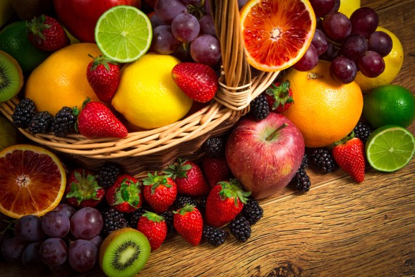 eat fruits to stay healthy