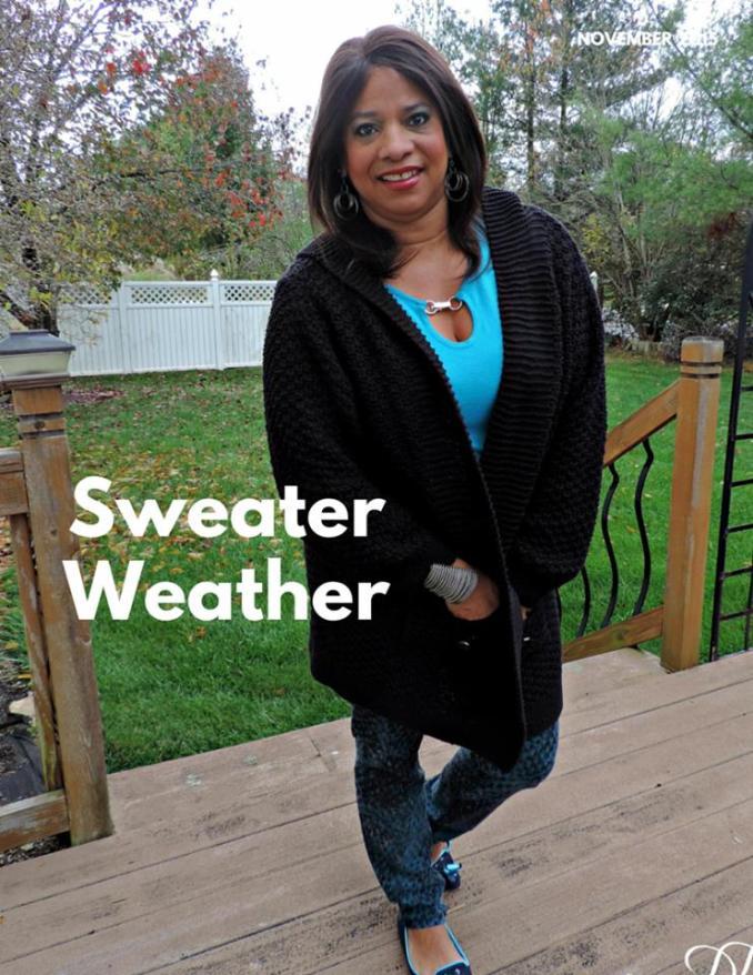 Sweater Weather in Delaware