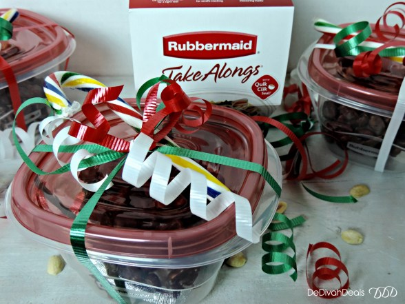 Crock Pot Peanut Clusters make great gifts