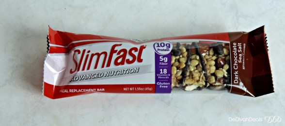Slimfast Nutrition Bar