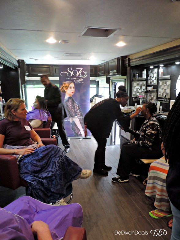Sozo Signature Salon