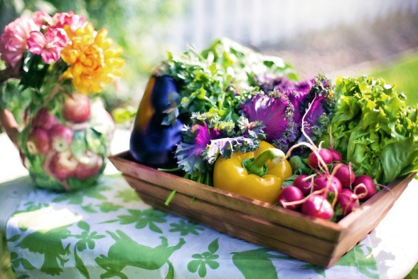 choose the right veggies