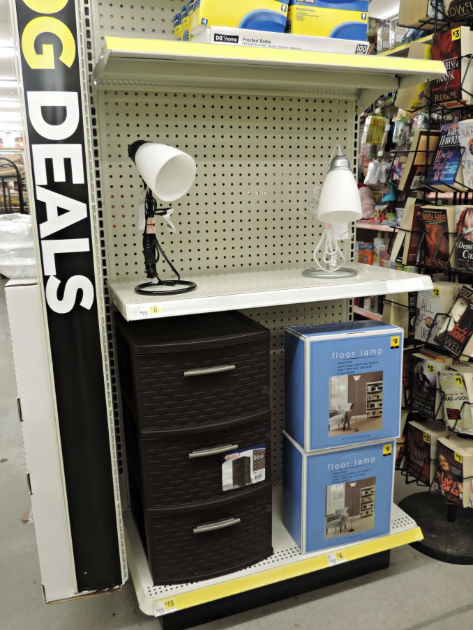 small appliances at Dollar General