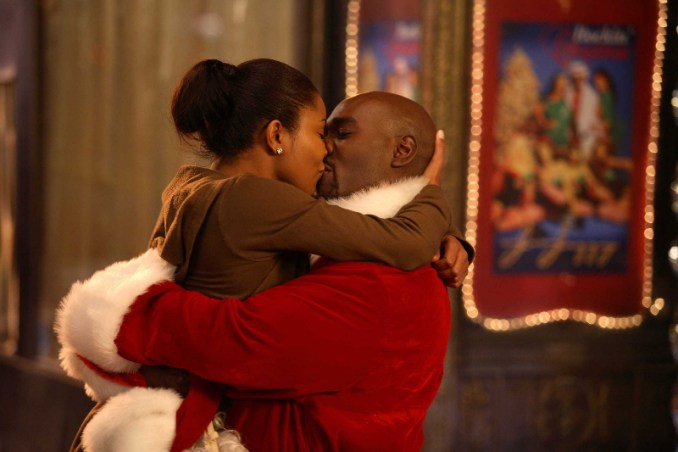Morris Chestnut in The Perfect Holiday