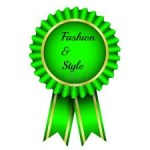 fashion and style badge