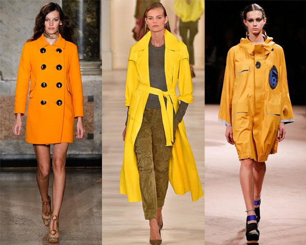 Модные плащи и куртки весна 2015 Новый год 2019