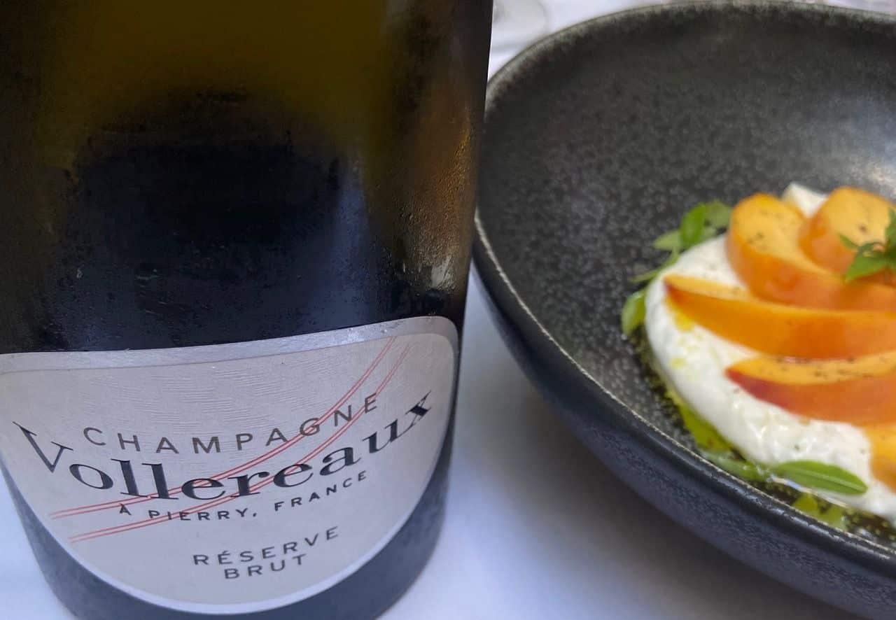 Vollereaux Champagne Brut Réserve De Druivenboer