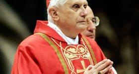 Discurso de Benedicto XVI al mundo de la cultura