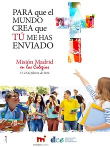 Programa Misión Madrid en los colegios