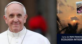 """Presentación del libro de Francesc Riu  """"Carta del Papa Francisco. Ecología Integral"""""""