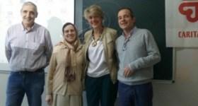Sensibilización sobre la labor de Cáritas en el colegio Sagrada Familia de Urgel