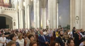 Celebrando el Envío de Profesores de la diócesis de Madrid (27 de septiembre de 2018)