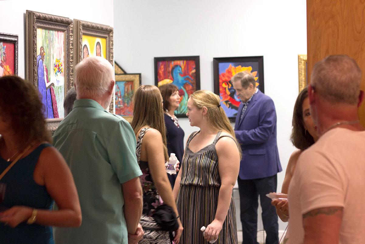Second Gallery at Mirella Cimato