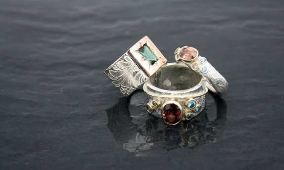Dee Ayles Jewellery Rings
