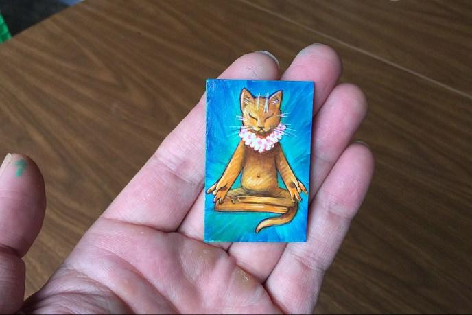 LUCID CAT II HAND