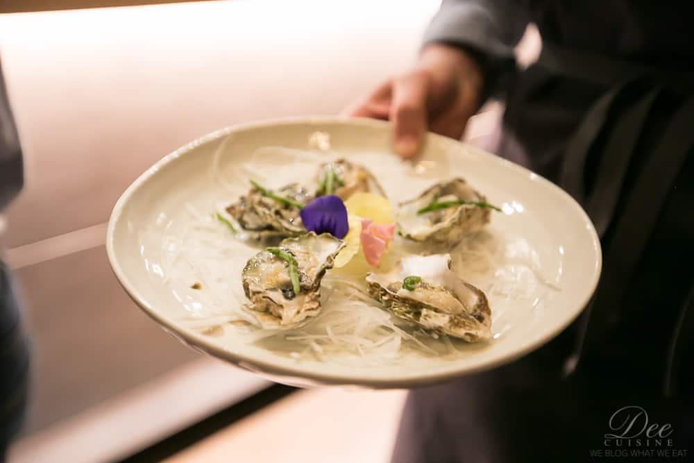 Kushi Oysters