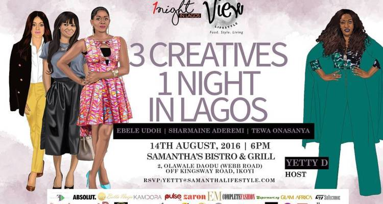 1 night in lagos