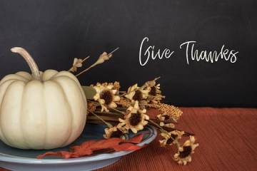 happy thanksgiving messages to friends