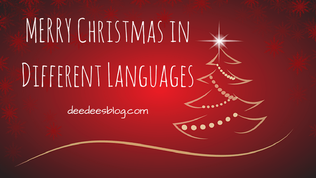 how to say merry christmas in nigeria languages greetings deedees blog