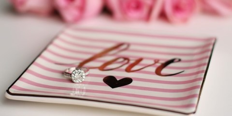 Engagement ring in Lagos