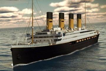 The Titanic Never Sank