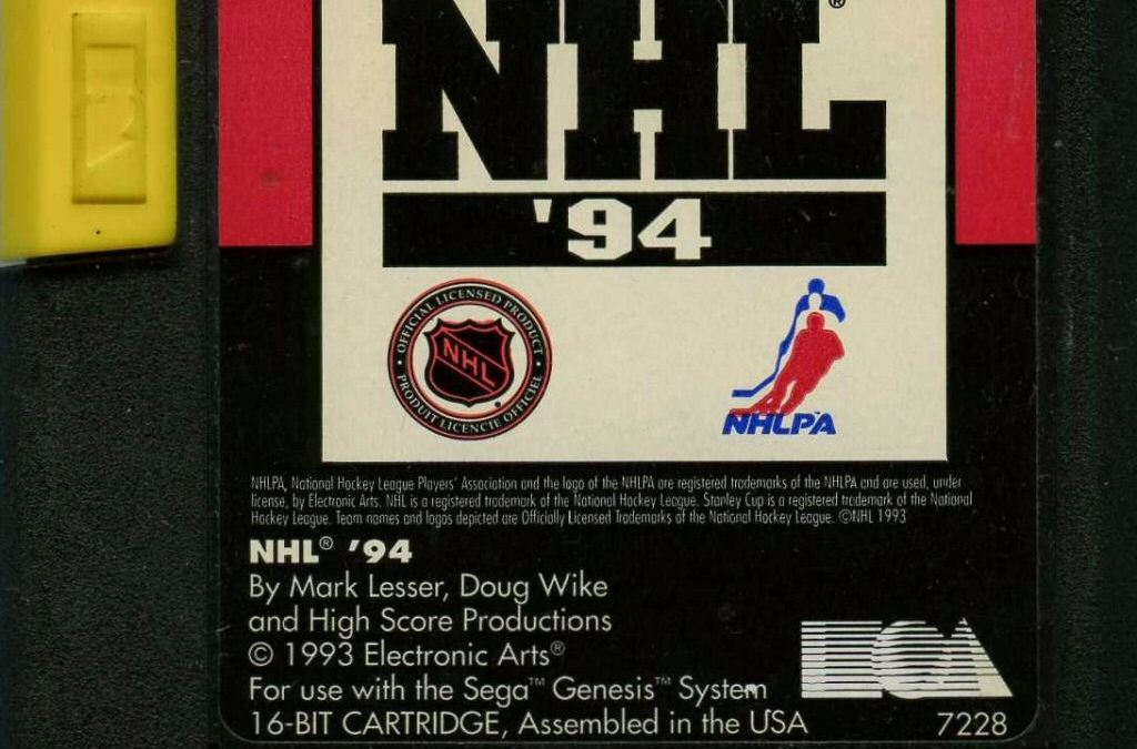 I agree it's close, but NHL 94 edges NHLPA 93