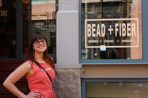 Bead and Fiber, SOWA Boston, MA