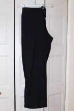 Black Yoga Pants (Target-old)