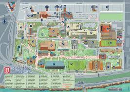 Duquesne University Map