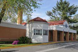 Reinsch Library at Marymount University in Arlington, VA