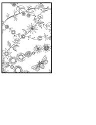 thumbnail of Secret Garden Flower Vines With Bee